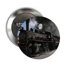 "Steam Locomotive 2.25"" Button (100 pack)"