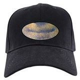 MONA LISA Pixelism Baseball Hat by C. Ann