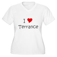 Unique Terrance name T-Shirt