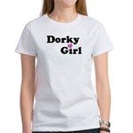 Dorky Girl Women's T-Shirt