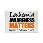 Lymphoma Matters Rectangle Magnet (10 pack)