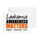 Lymphoma Matters Greeting Cards (Pk of 10)