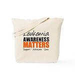 Lymphoma Matters Tote Bag