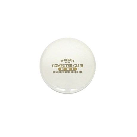 Computer Club Mini Button (100 pack)