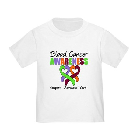 BloodCancerAwareness Toddler T-Shirt