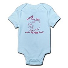 Looking for a boy... Infant Bodysuit