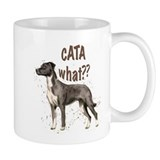 CATA WHAT Small Mug