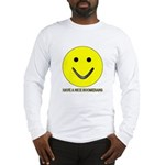 Nice boomerang Long Sleeve T-Shirt