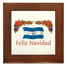 El Salvador Feliz... 2 Framed Tile