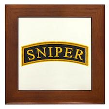 Sniper Tab Framed Tile