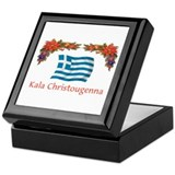 Greek Kala...2 Keepsake Box