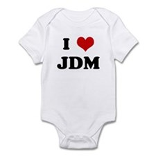 I Love JDM Infant Bodysuit