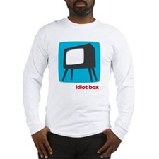Idiot Box Long Sleeve T-Shirt