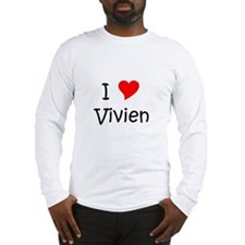 Vivien Long Sleeve T-Shirt