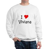 Cute Heart viviana Sweatshirt