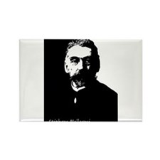 Stéphane Mallarmé Rectangle Magnet