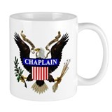 Chaplain Spread winged Eagle Coffee Coffee Mug