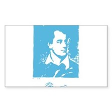Lord Byron Rectangle Decal