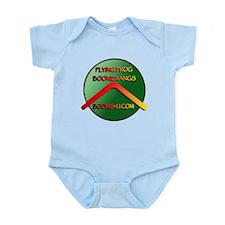 Flying Frog Logo Infant Creeper