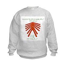 Boomerangles Sweatshirt