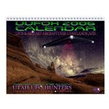 UFO's Over Utah - UUFOH Wall Calendar