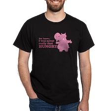 Unique Vintage hippo T-Shirt