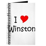 Cute Winston Journal