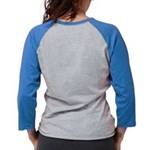 Bootlegger Girl Women's Raglan Hoodie