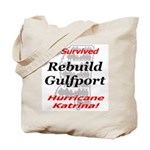 Rebuild Gulfport Tote Bag