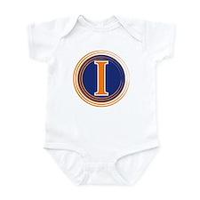 Fighting Illini Infant Bodysuit