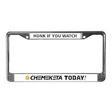 Chemeketa Today! Plate Frame