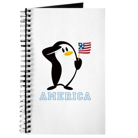 Proud Penguin AMERICA Journal