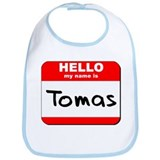 Hello my name is Tomas Bib