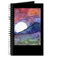"""Moonlit Palette"" Journal"