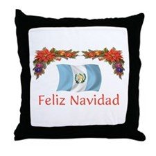 Guatemala Feliz... 2 Throw Pillow