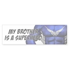 USAF Super Brother Bumper Bumper Sticker