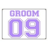 Groom 09 (Purple) Banner
