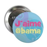J'aime Obama (I love Obama, French)