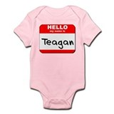 Hello my name is Teagan Onesie