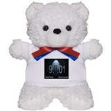 9-11 Never Forget Never Surre Teddy Bear