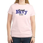 Proud Navy Wife Women's Light T-Shirt