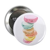 "Macaroons 2.25"" Button"