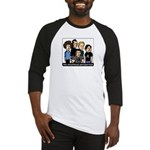 Family Portrait Baseball Jersey