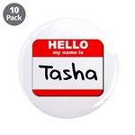 Hello my name is Tasha 3.5
