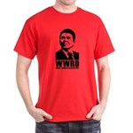 WWRD - What Would Reagan Do? Dark T-Shirt