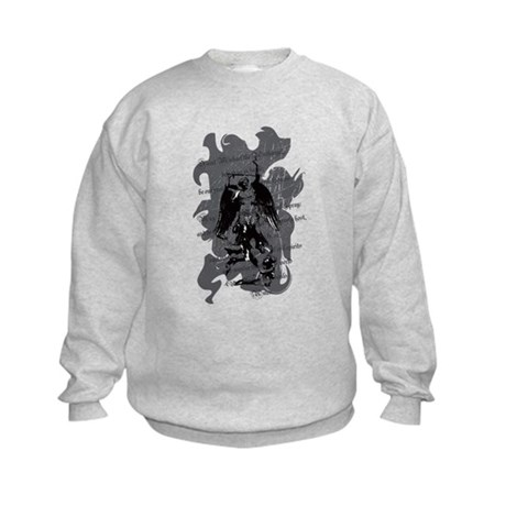 """Saint Michael - Protection A Kids Sweatshirt"