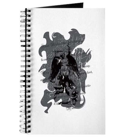 """Saint Michael - Protection A Journal"