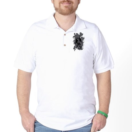 """Saint Michael - Protection A Golf Shirt"