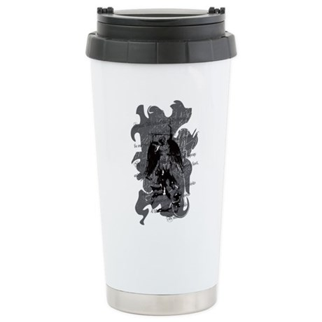 """Saint Michael - Protection A Ceramic Travel Mug"