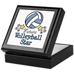 Future Volleyball Star Keepsake Box